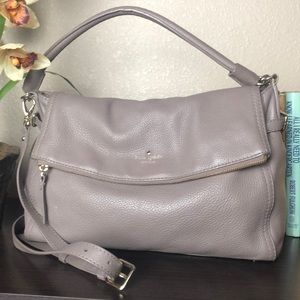 Authentic Kate Spade Convertible Leather Handbag